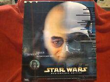 "Star Wars - Anakin Skywalker - Masterpiece Edition Limited Book & 12"" Figure NIB"