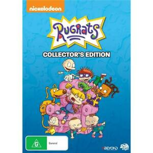 Rugrats Collector's Edition DVD Box Set R4 New Sealed
