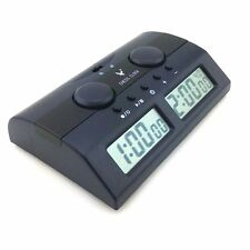 Pro Board Game Competition Timer Large LCD Screen Digital Chess Clock C9902