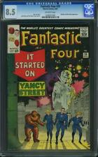 Tu Four # 29 US Marvel 1964 Watcher Jack Kirby CGC 8.5 VFN +