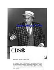 VIC TAYBACK Terrific Original TV Photo 4th ANNUAL CIRCUS OF THE STARS