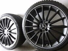 """orig. AMG Performance Llantas 19"""" Ruedas de invierno Mercedes W117 Cla45 W176"""