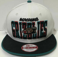 Vancouver Grizzlies New Era 9Fifty Court Madness NBA Basketball Snapback Cap Hat