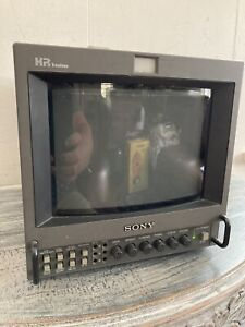 Sony PVM-8045Q Trinitron Color Video Monitor