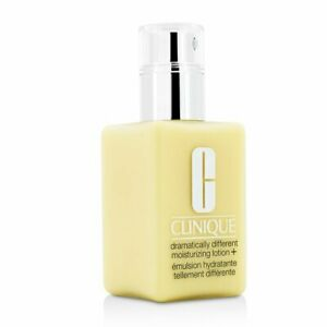 Clinique Dramatically - For Very Dry to Dry Combination Skin (With Pump) 125ml