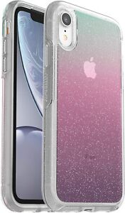 OtterBox Symmetry CLEAR SERIES Case for iPhone XR, Gradient Energy Easy Open Box