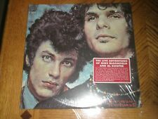 MIKE BLOOMFIELD & AL KOOPER / THE LIVE ADVENTURES OF ~ Sundazed 2 LPS~ SEALED