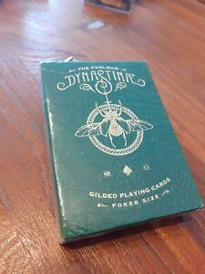Parlour Dynastinae Gilded Playing Cards Spielkarten Stockholm17 Magic Cardistry