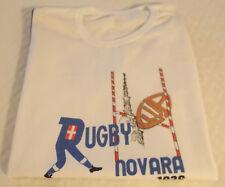 Rugby Novara maglia uomo sport in cotone ristampa originale Mis. M