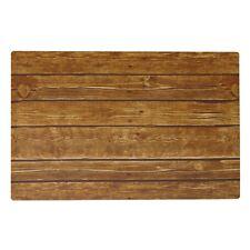 Tischset DARKWOOD Holzoptik 43x28,5cm braun Kunststoff Kesper Platzset