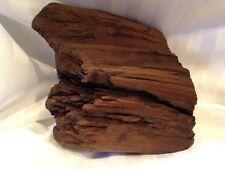 New listing Natural Driftwood Basking Log Aquarium Terrarium Taxidermy Crafts Reptile Garden