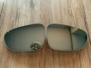 Saab 9-5 OEM LH RH mirror glass SET with dimming heating from 2010 year