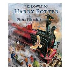 9788869183157 Harry Potter e la pietra filosofale. Ediz. illustrata - J. K. Rowl