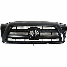fits 2005-2010 TOYOTA TACOMA Front Bumper Radiator Grille Paintable NEW