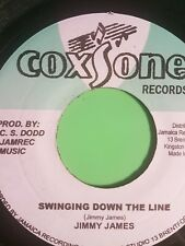 COXSONE SWINGING DOWN THE LINE JIMMY JAMES