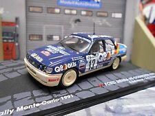 FORD Sierra Cosworth 4x4 Rallye Monte Carlo #12 Delecour Q8 1991 IXO Altay 1:43