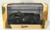 Victoria Models 1/43 Scale R033 - Jeep GPA Amphibian U.S. Army W/Camouflage