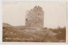 Early Postcard, Ireland, Enniscorthy, Vinegar Hill Tower, Men On Top,RP,