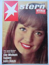 Stern/Wiener Illustrierte Nr 15/1962, Greta Garbo, Marlene Dietrich, Greco Julie