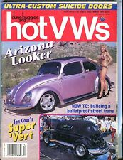 Dune Buggies And Hot VWs Magazine December 1991 Ian Cour GD 041917nonjhe