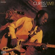 Curtis Mayfield - Curtis / Live [New CD] UK - Import
