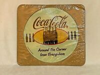 Coca-Cola Glass Serving Tray