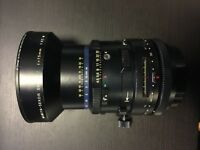 Mamiya Sekor Shift Z 75mm f/4.5 f4.5 W Lens for Mamiya RZ67 II