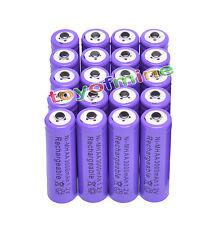 20x AA 3000 mAh de la batería recargable Ni-MH 2A púrpura para MP3/RC/Cámara