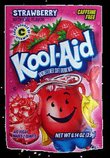 Kool-Aid Drink Mix Strawberry 10 count