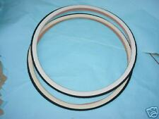 BICYCLE TIRES FIT SEARS HUFFY MURRAY ROADMASTER ROAD BIKE WHITE WALLS 26 X 1 3/8