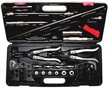 Druckluft Ventilfederspanner Satz 21-tlg. Federspanner universal De/Montage 8595