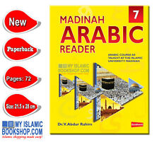 Madinah Arabic Reader Book 7 by Dr. V. Abdur Rahim Islamic Goodword Books