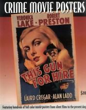 Crime Movie Posters (Illustrated History of Movies Through Posters), , Allen, Ri