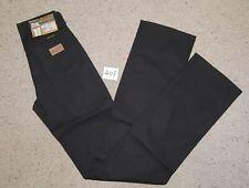 WRANGLER Jeans BOOT CUT 5 tasche nero cotone leggero tg. W27/L36