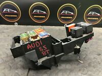 2008 AUDI A5 S5 8T COUPE 8K0971845A FUSE RELAY BOX HOLDER COMPLETE