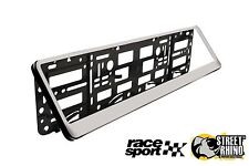 Honda S2000 Race Sport Chrome Number Plate Surround ABS Plastic