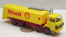 """Roskopf 411: Saurer D 290/330 F, 4  achs Tankwagen  """"Shell""""      (245)"""