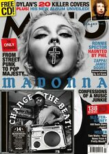 MOJO Magazine March 2014,MADONNA CD NEW