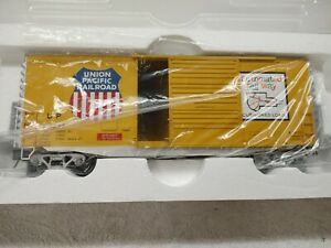 "ATLAS # 804-4 UP # 518258 ""0"" TRAINMAN 40' HY-CUBE BOX CAR"