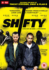 DVD:SHIFTY - NEW Region 2 UK