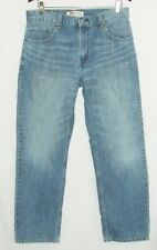 LEVI'S 559 Relaxed Straight Jeans Size 33x30