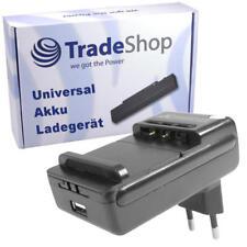 Handy Kamera Akku Ladegerät Universal Ladestation einstellbar für Li-Ion Akkus