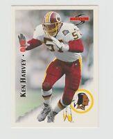 Ken Harvey Redskins 1995 Score #168