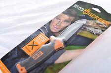 Gerber Bear Grylls Folding Knife w/Nylon Sheath Survival Series Hunting Hiking