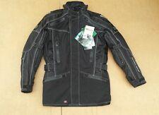 """FRANK THOMAS Mens Textile Motorbike Motorcycle Jacket UK 38"""" Chest   C108"""