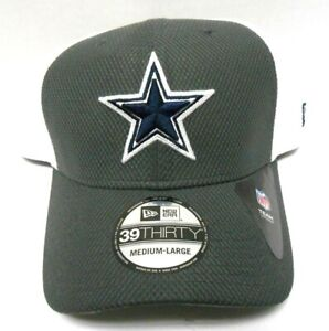 NEW ERA 39Thirty Dallas Cowboys NFL Stretch Fit Football Hat Cap Medium Large