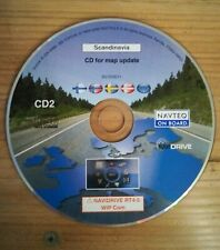 Navigazione CD rt4-5/Scandinavia 2010/2011/NaviDrive WIP com PEUGEOT CITROEN