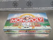 Parker Brothers Monopoly Deluxe Edition Board Game 1995