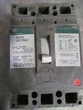 Ge General Electric Ted136060 Circuit Breaker 60 Amp 600 V 3 Pole
