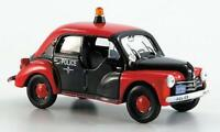 Renault 4 CV, police, R1062, 1956, Model Car, Ready-made, SpecialC.-28 1:43